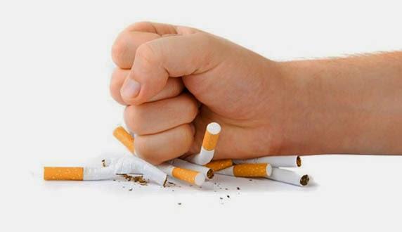Cara Berhenti dari Merokok