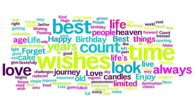 Happy Birthday For Girlfriend Wish, Messages, Quotes, Status for Girlfriend
