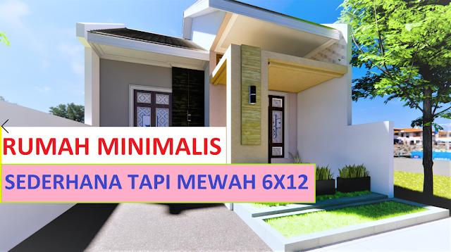 Rumah Minimalis Sederhana Tapi Mewah Desain Rumah Minimalis