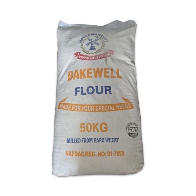 Bakewell Flour 50kg