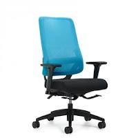 6941 model global sora weight sensing office chair