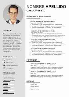 Formato Hoja de Vida Colombia 2020