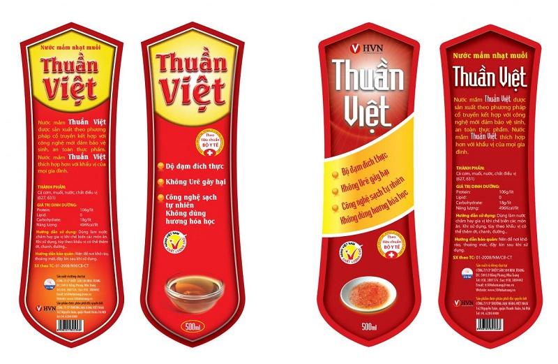 in nhãn mác tại Đà Nẵng