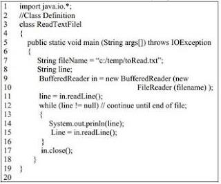 معالجة الملفات في جافاpdf