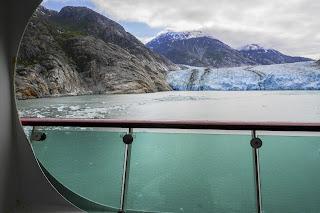 Alaska Honeymoon Cruises balcony