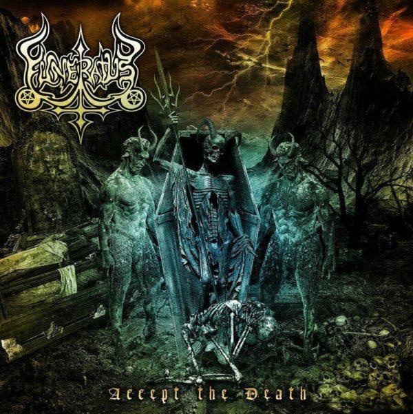 """Funeratus - """"Accept the Death"""" (Mococa/SP) (Álbum) (Nacional - 2018) (Distro Rock/Extreme Sound)"""