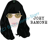 Joey Ramone (C) BJS