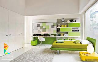 Modern Children's Rooms 45