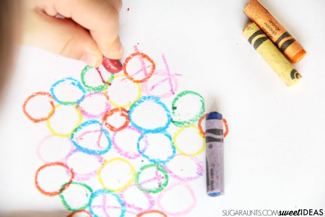 improve pencil control and handwriting with crayons the ot toolbox