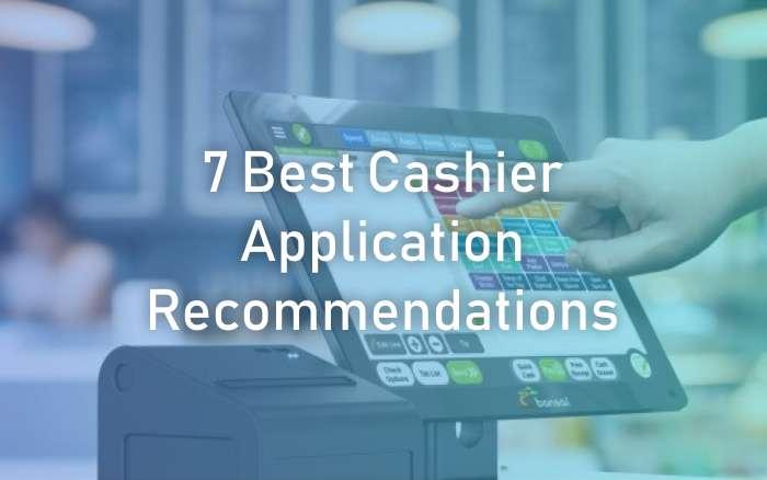 Best Cashier Application