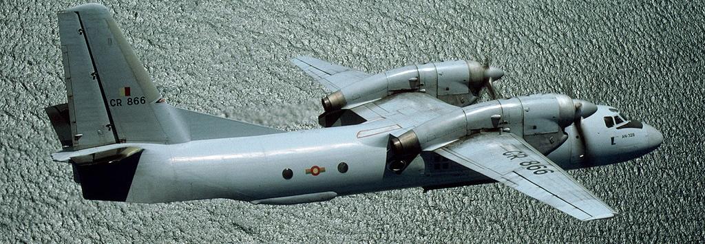 410-й завод відремонтує ще один Ан-32Б для Шрі-Ланки