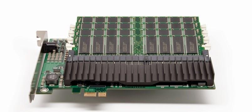 внутреннее строение SSD-диска