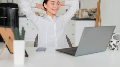 5 Tips Untuk Menyempurnakan Penyiapan Kerja Dari Rumah