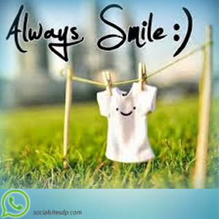 Smile nice dp for whatsapp