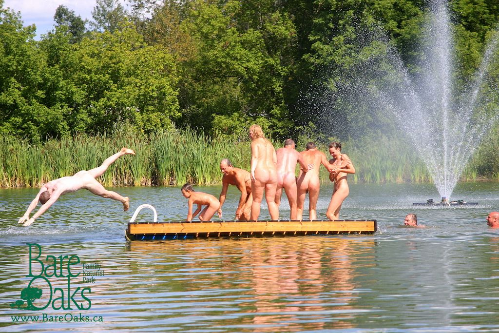 Pig Nudist camps in ontario canada puta