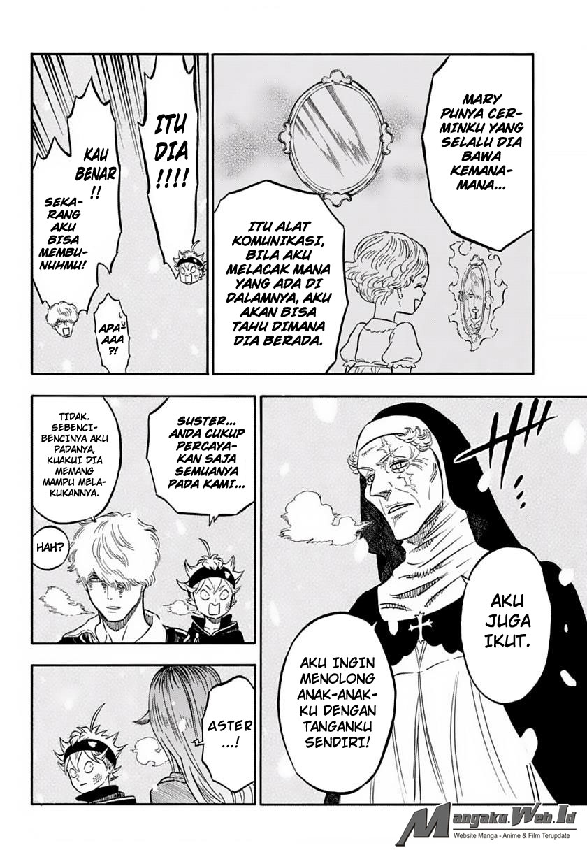 Black Clover Chapter 40 Bahasa Indonesia