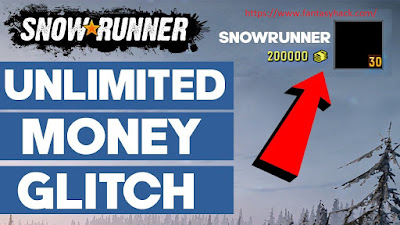Download Free SnowRunner Game (All Versions) Hack Unlimited Money,Rank,Unlock All Level Editor, Cheat Code 100% working and Tested for PC, PS4 And XBOX MOD.