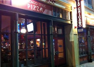 Old Chicago Restaurant Fort Collins Co