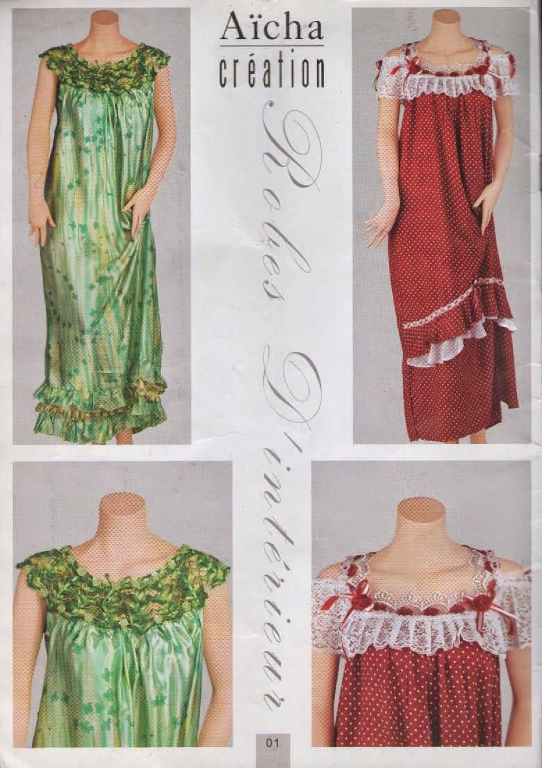 La Mode Algerienne Aicha N3 Special Robes D Interieur