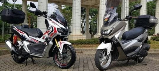 Honda ADV 150 Atau Yamaha NMAX, Mana yang lebih baik