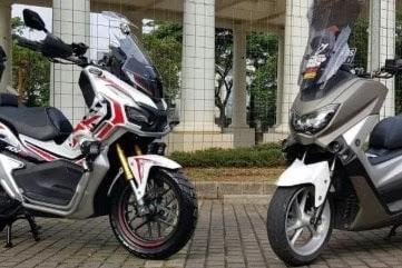 Mana Yang Lebih Baik Antara Honda ADV 150 Atau Yamaha NMAX ?