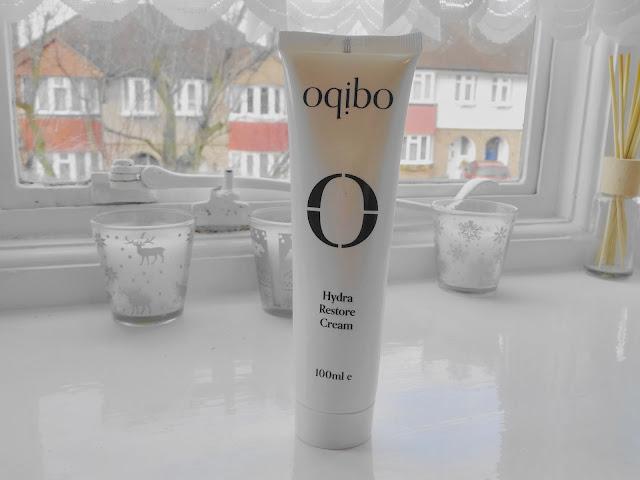 Oqibo Hydra Restore Cream
