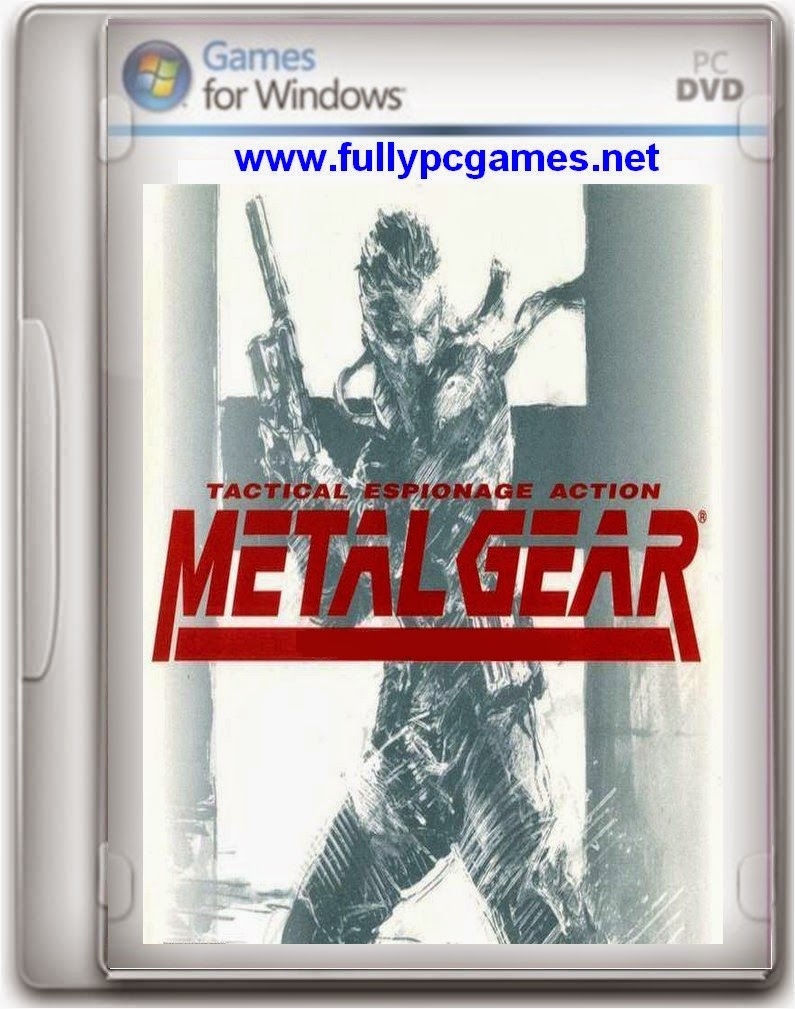 Download game: metal gear solid 1 pc download.