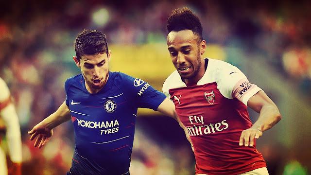 Prediksi Chelsea vs Arsenal, 18 Agustus 2018