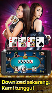 Download Game Luxy Poker Online Offline Texas Holdem APK