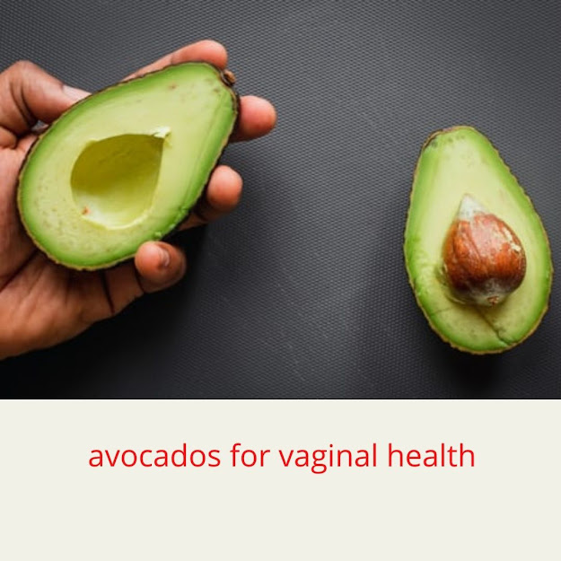 foods for vagina health