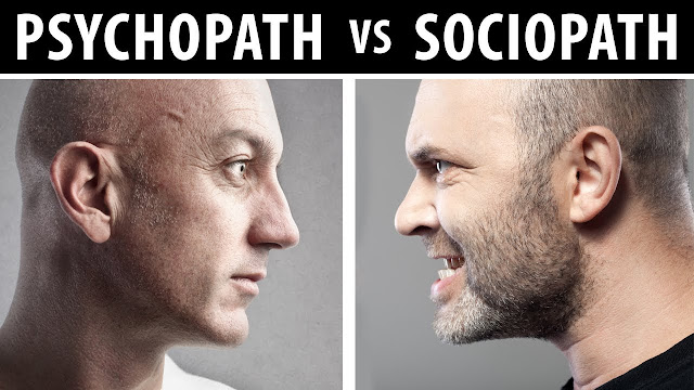 Psychopath vs Sociopath - What's The Difference?