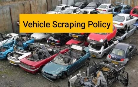 What is Vehicle Scraping Policy?  Know its purpose and provisions in full