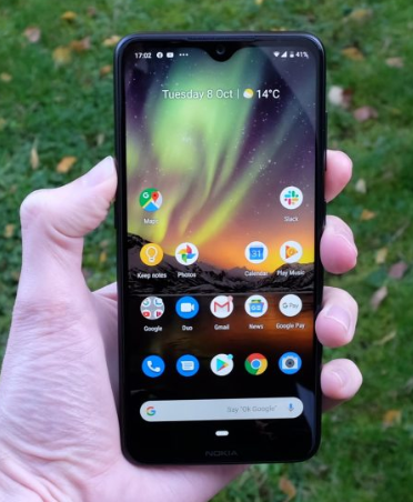 Nokia 7.2 Review In Hindi