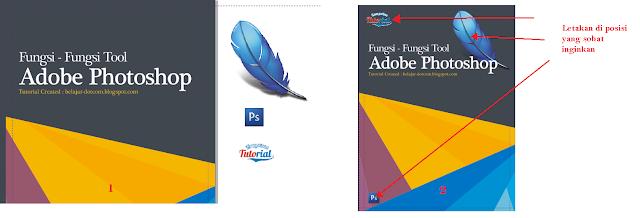 Cara Membuat Desain Cover Buku dengan CorelDRAW X4, cara menduplicat objek dengan cepat di corel