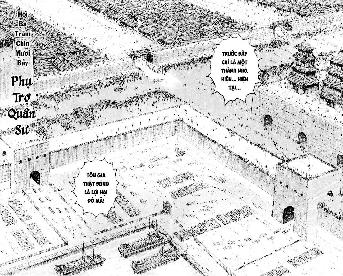 Hỏa phụng liêu nguyên Chương 397: Phụ trợ quân sư [Remake] trang 2