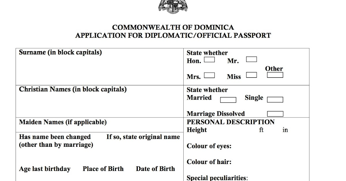 Kenneth Rijocks Financial Crime Blog Dominicas Application For A