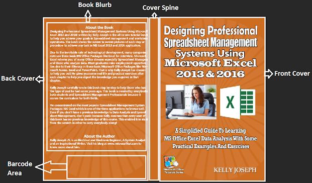 Screenshot: Print book sample
