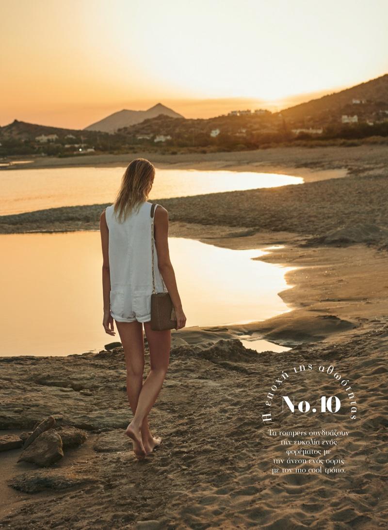 Harper's Bazaar Greece July 2021