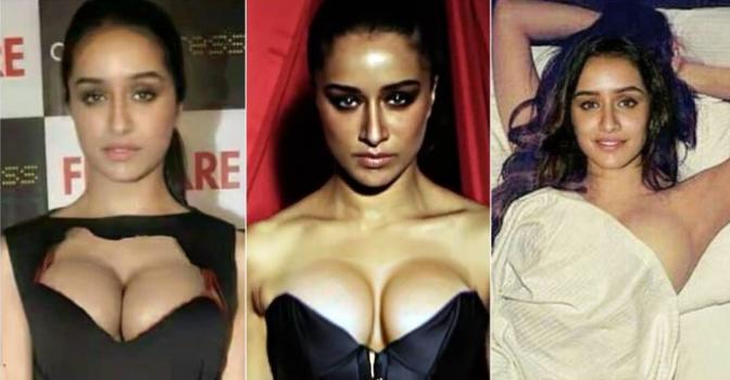 देखो, श्रद्धा कपूर क्या दिखा रही है Shraddha kapoor hot hd images bikini pictures