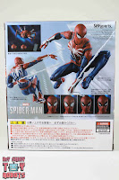 S.H. Figuarts Spider-Man Advanced Suit Box 03
