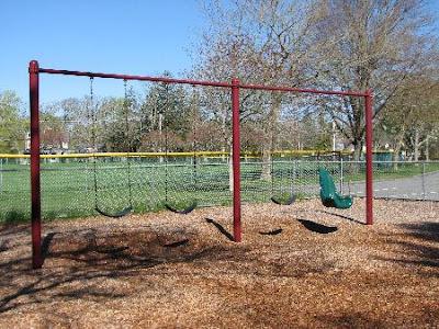 Swings Brooks Park