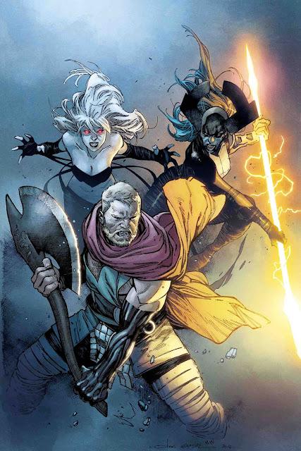 jason aaron thor comics