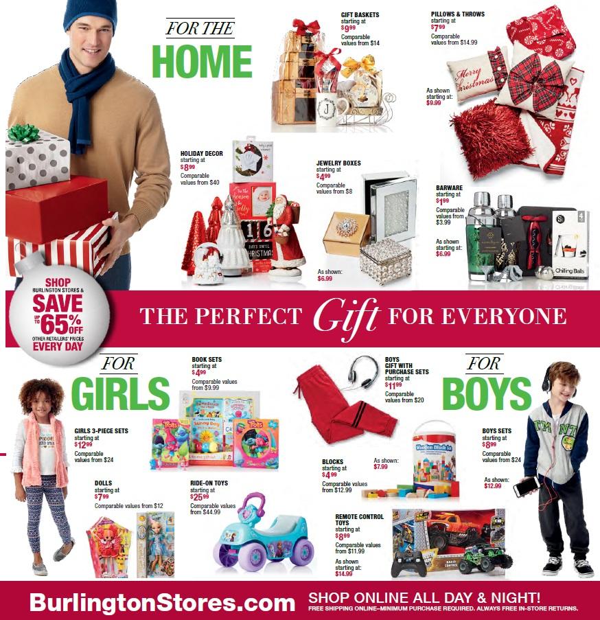 Burlington coat factory black friday sale hours
