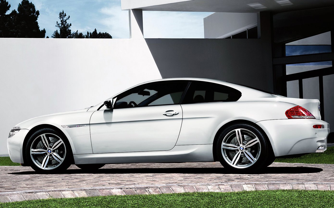 top speed latest cars  2009 bmw 6 series coupe
