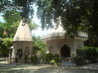 Raman Reti ground temple complex, Gokul-Mathura,Uttar Pradesh