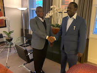 raila president - RUTO can forget the 2022 Presidency as RAILA has already won-See what what Baba is doing now to cement his Presidency? This is pure genius