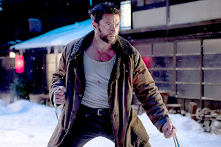 Hugh Jackman The Wolverine superhero movie