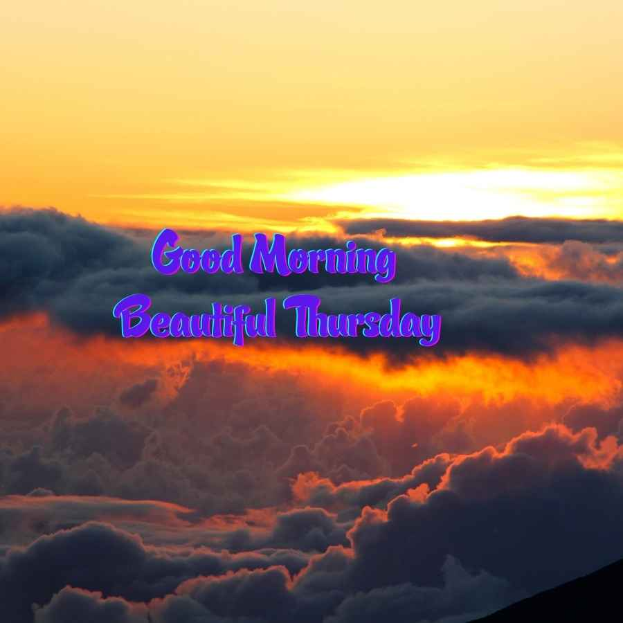 good morning images thursday