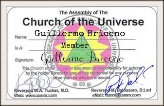 I'm a member of THE ASSEMBLY OF THE CHURCH OF THE UNIVERSE