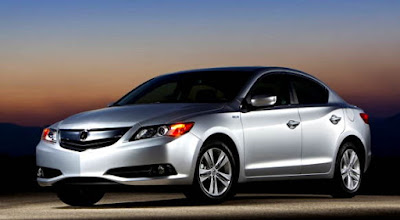 2013 Acura ILX Hybrid Car Review